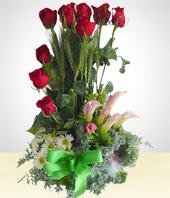 Envío De Flores Arreglos Florales Antigua Guatemala