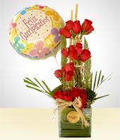 Envío De Flores Globos Y Peluches Quetzaltenango