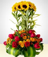 Envío De Flores Arreglos Florales Quetzaltenango